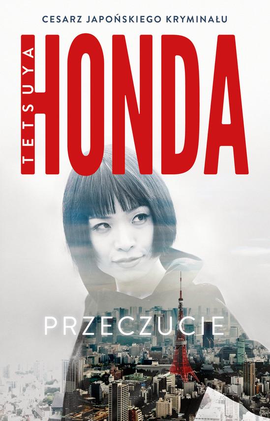 okładka Przeczucieebook   epub, mobi   Tetsuya Honda
