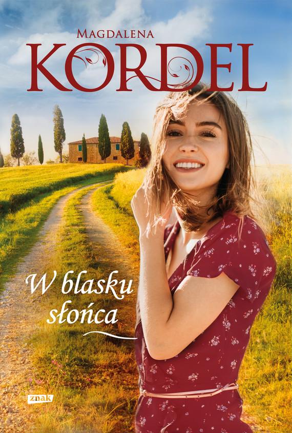 okładka W blasku słońca, Ebook | Magdalena Kordel