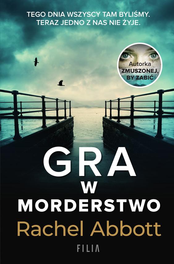 okładka Gra w morderstwoebook | epub, mobi | Rachel Abbott