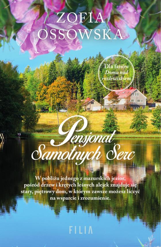 okładka Pensjonat Samotnych Sercebook   epub, mobi   Ossowska Zofia