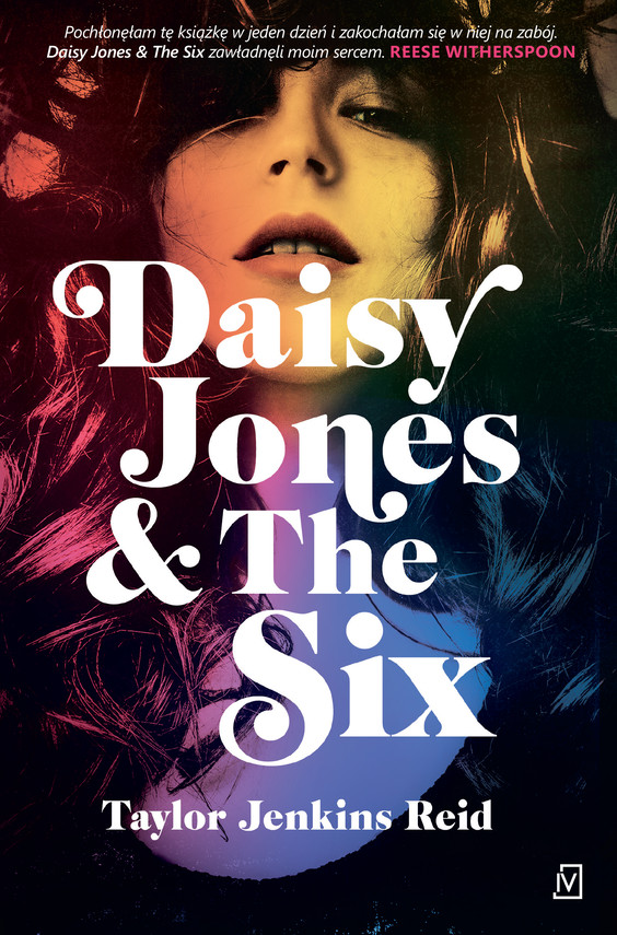 okładka Daisy Jones & The Six, Ebook | Taylor Jenkins Reid
