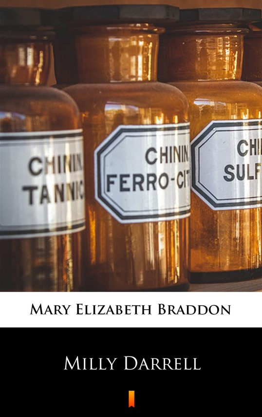 okładka Milly Darrellebook | epub, mobi | Mary Elizabeth Braddon