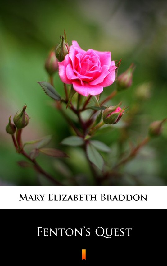 okładka Fenton's Questebook   epub, mobi   Mary Elizabeth Braddon