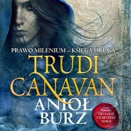 okładka Anioł Burz, Audiobook   Trudi  Canavan