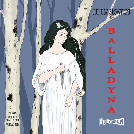 okładka Balladyna, Audiobook   Juliusz Słowacki