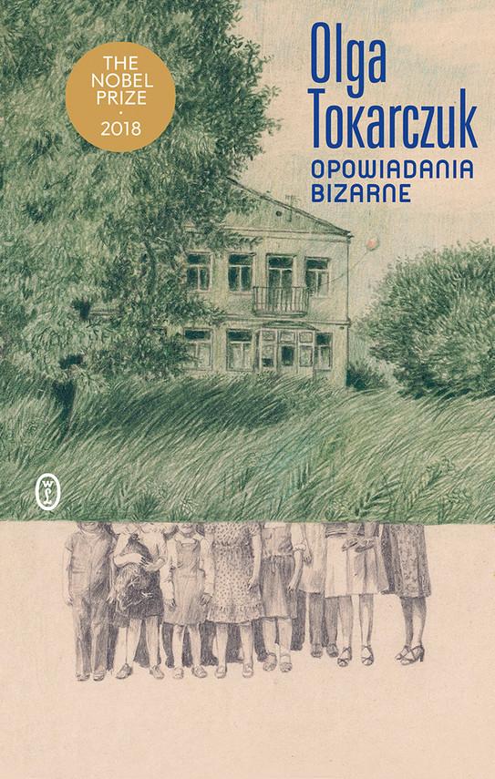 okładka Opowiadania bizarne, Ebook | Olga Tokarczuk