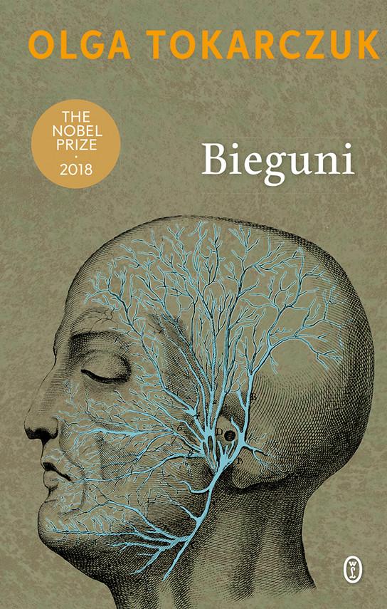 okładka Bieguniebook | epub, mobi | Olga Tokarczuk