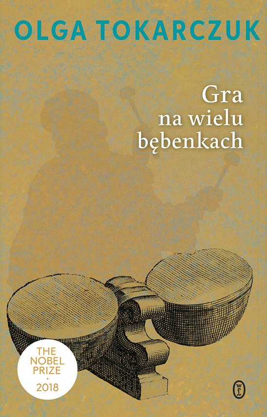 okładka Gra na wielu bębenkachebook | epub, mobi | Olga Tokarczuk