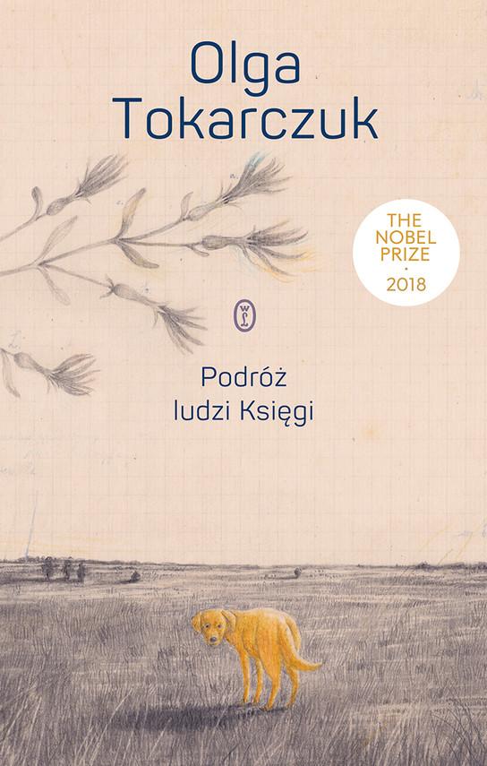 okładka Podróż ludzi Księgi, Ebook   Olga Tokarczuk