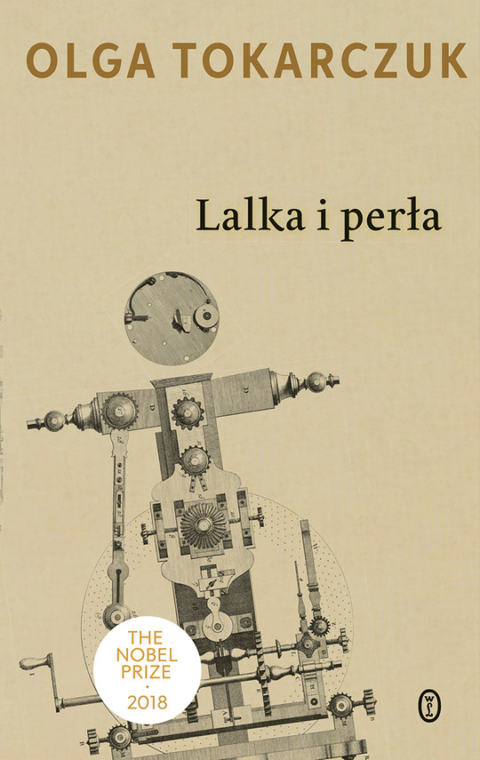 okładka Lalka i perła, Ebook   Olga Tokarczuk