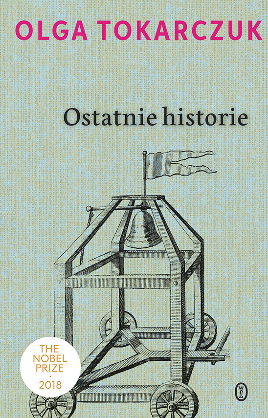 okładka Ostatnie historie, Ebook   Olga Tokarczuk