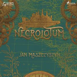 okładka Necrolotum, Audiobook   Maszczyszyn Jan