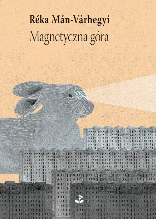 okładka Magnetyczna góra, Książka | Man-Varhegyi Reka