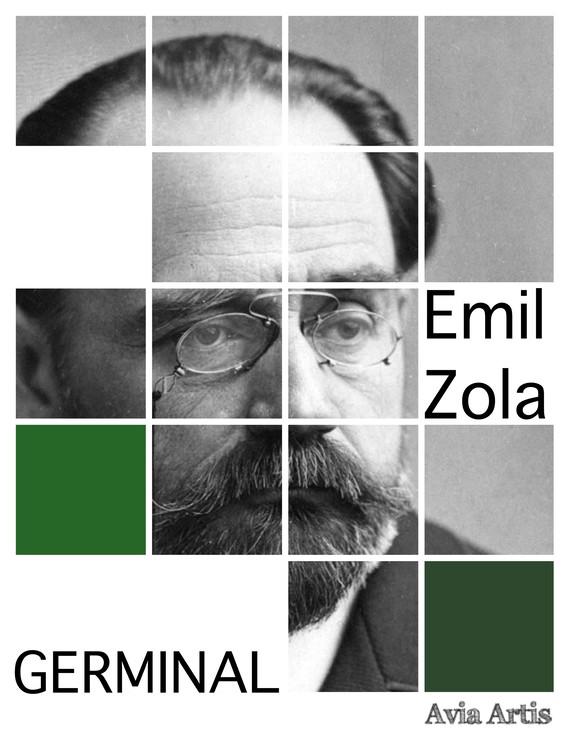 okładka Germinal, Ebook   Emil Zola