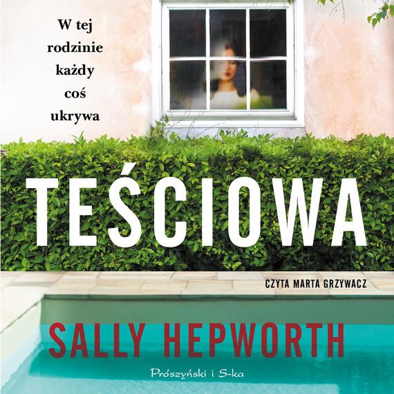 okładka Teściowaaudiobook | MP3 | Sally  Hepworth