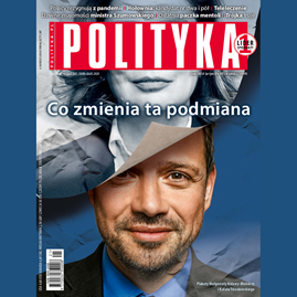 okładka AudioPolityka Nr 21 z 20 maja 2020 rokuaudiobook | MP3 | Polityka