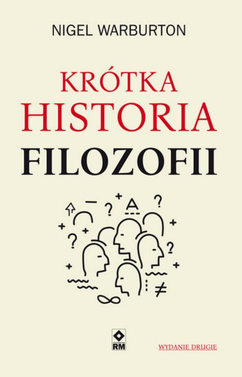 okładka Krótka historia filozofii, Książka | Nigel Warburton