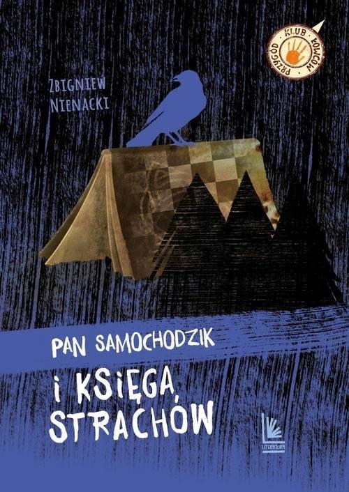 okładka Pan Samochodzik i księga strachów, Książka   Zbigniew Nienacki