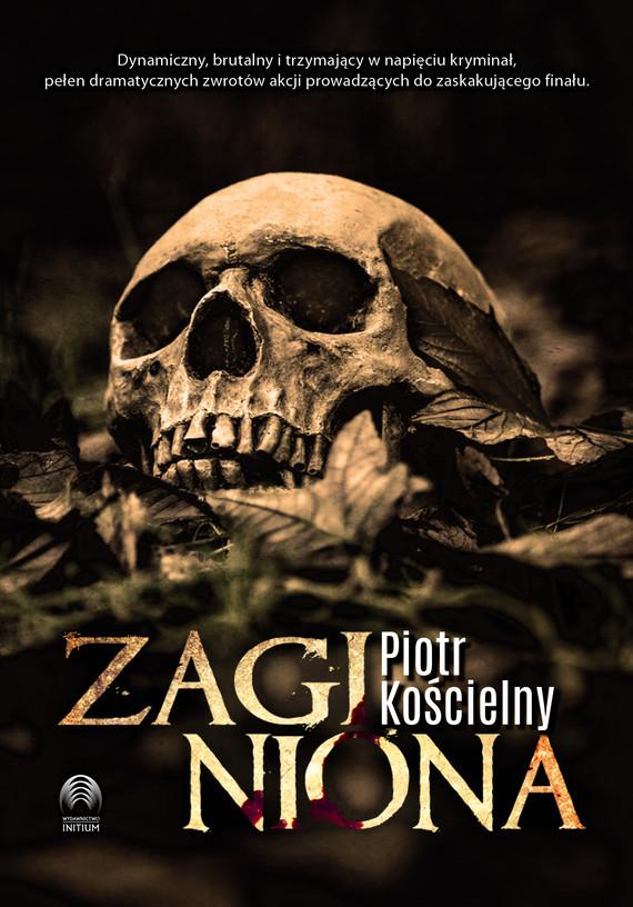 okładka Zaginiona, Ebook | Piotr Kościelny