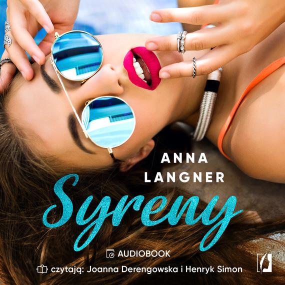 okładka Syrenyaudiobook | MP3 | Anna Langner