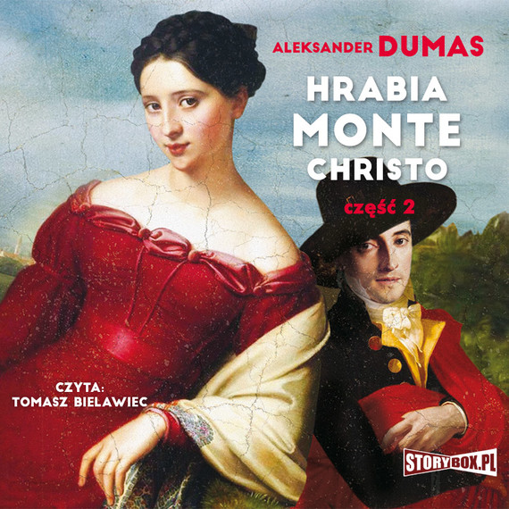okładka Hrabia Monte Christo. Część 2audiobook | MP3 | Aleksander  Dumas