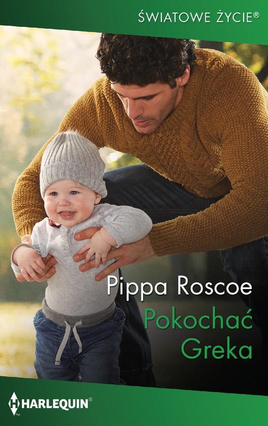 okładka Pokochać Greka, Ebook   Pippa Roscoe