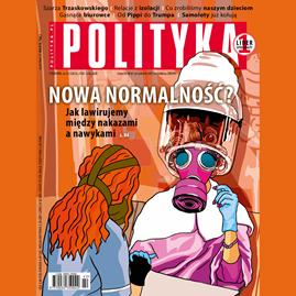 okładka AudioPolityka Nr 22 z 27 maja 2020 rokuaudiobook | MP3 | Polityka