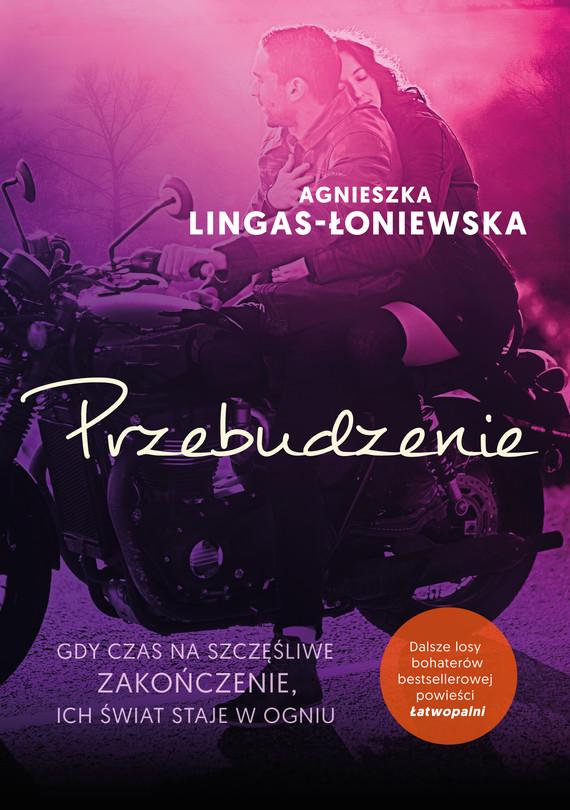 okładka Przebudzenieebook | epub, mobi | Agnieszka Lingas-Łoniewska