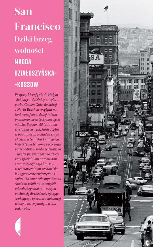 okładka San Franciscoebook   epub, mobi   Działoszyńska-Kossow Magda