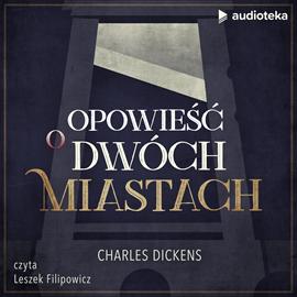 okładka Opowieść o dwóch miastachaudiobook | MP3 | Karol  Dickens