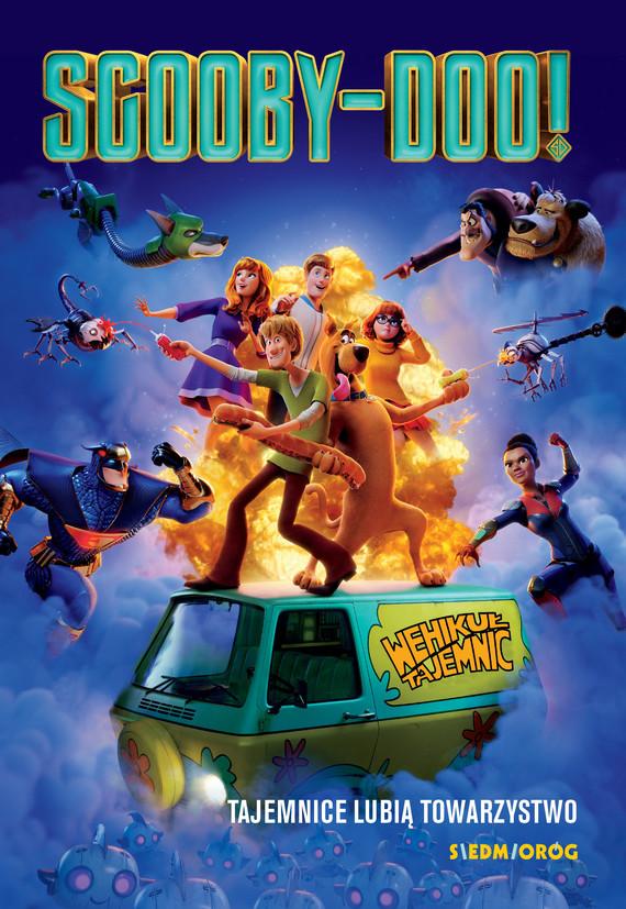 okładka Scooby-Doo! Tajemnice lubią towarzystwoebook   epub, mobi   Lewman David