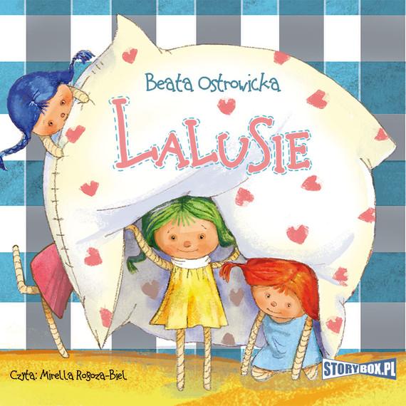 okładka Lalusieaudiobook | MP3 | Beata Ostrowicka