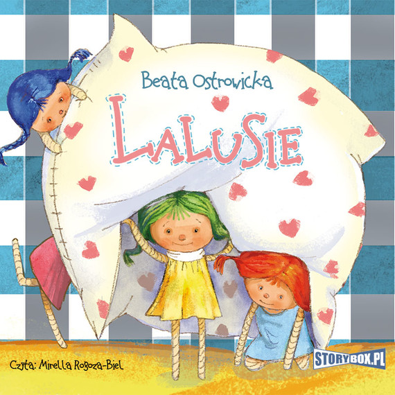 okładka Lalusie, Audiobook   Beata Ostrowicka