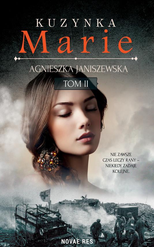 okładka Kuzynka Marie Tom IIebook | epub, mobi | Agnieszka  Janiszewska