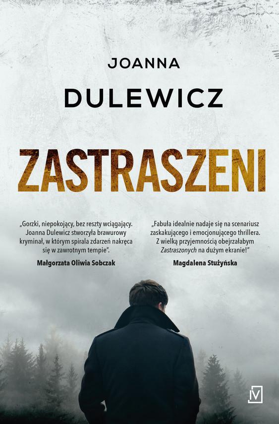 okładka Zastraszeniebook   epub, mobi   Joanna Dulewicz