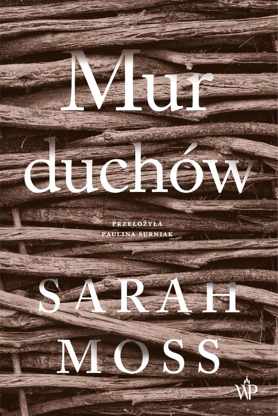 okładka Mur duchów, Ebook   Sarah Moss