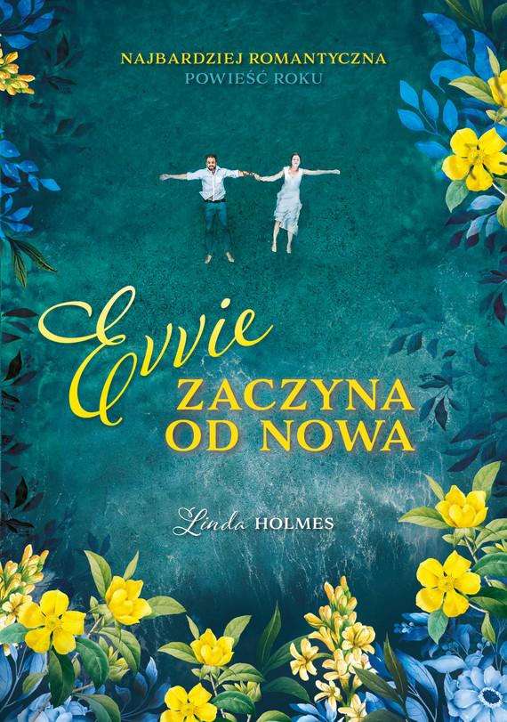 okładka Evvie zaczyna od nowa, Ebook   Linda Holmes
