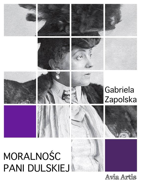 okładka Moralność Pani Dulskiejebook | epub, mobi | Gabriela Zapolska