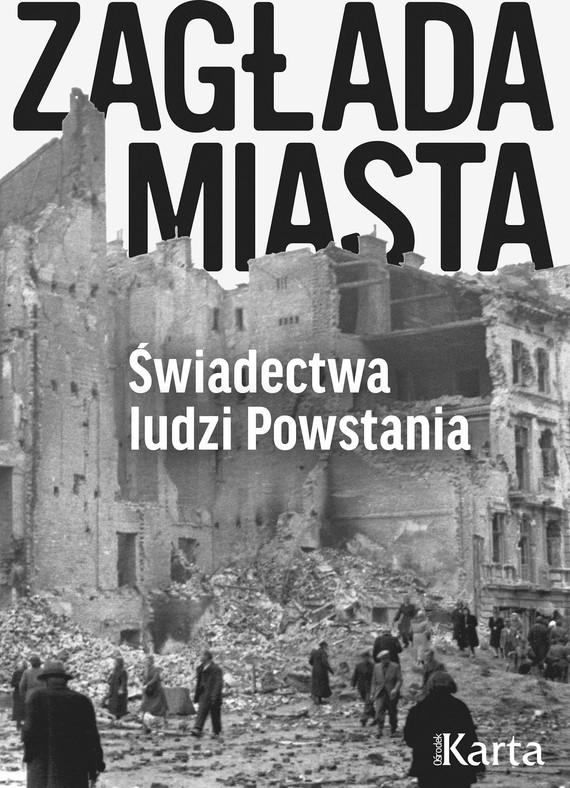 okładka Zagłada miastaebook | epub, mobi | Opracowanie zbiorowe