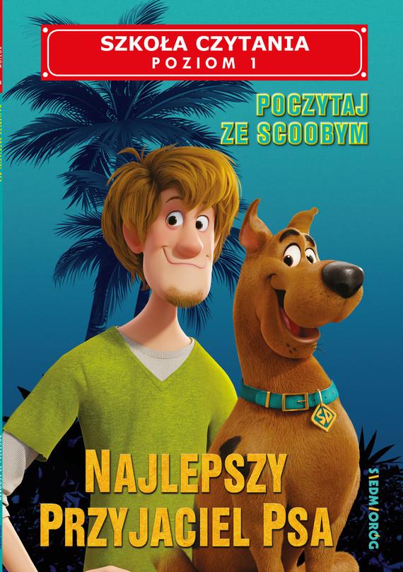 okładka Scooby-Doo! Najlepszy przyjaciel psa, Ebook   Opracowanie zbiorowe