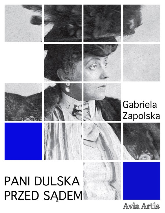 okładka Pani Dulska przed sądemebook | epub, mobi | Gabriela Zapolska