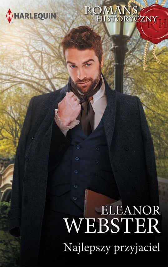 okładka Najlepszy przyjaciel, Ebook   Webster Eleanor