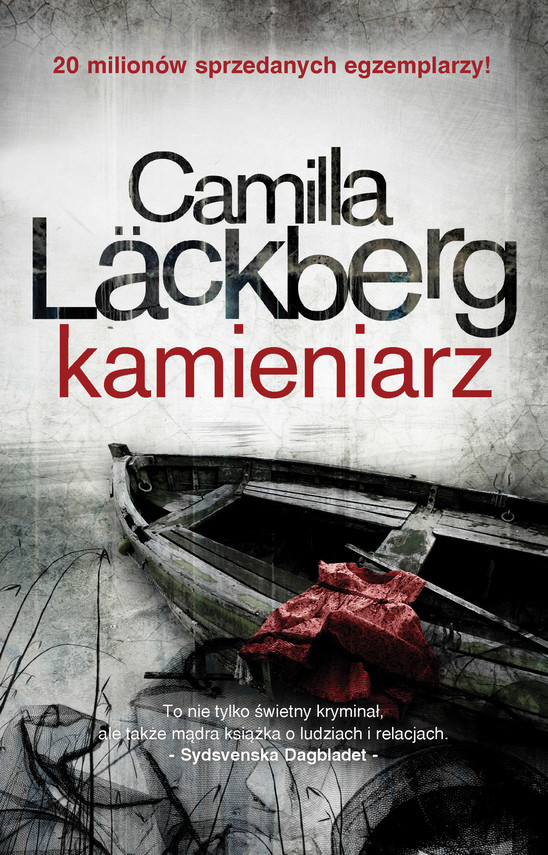 okładka Kamieniarz, Ebook   Camilla Läckberg