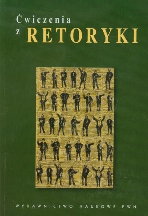 okładka Ćwiczenia z retoryki, Książka |