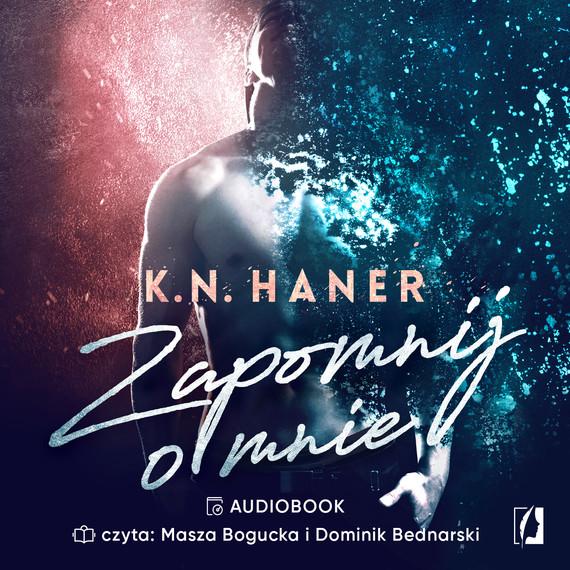 okładka Zapomnij o mnieaudiobook   MP3   K. N. Haner