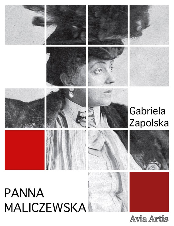 okładka Panna Maliczewskaebook | epub, mobi | Gabriela Zapolska
