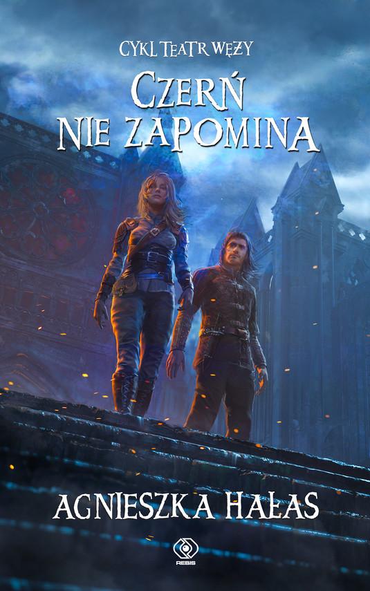 okładka Czerń nie zapominaebook | epub, mobi | Agnieszka Hałas