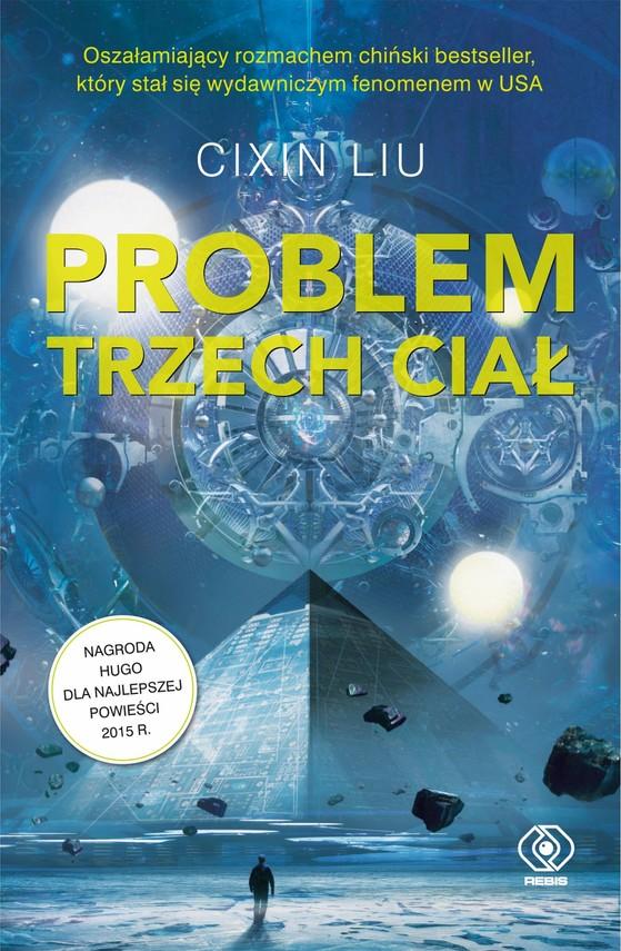 okładka Problem trzech ciałebook | epub, mobi | Liu Cixin