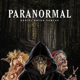 okładka PARANORMAL, Audiobook   Artur Pawlak Daniel