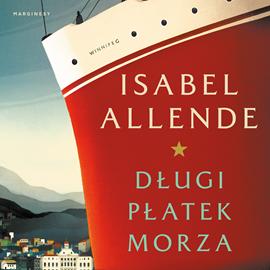 okładka Długi płatek morzaaudiobook   MP3   Isabel Allende